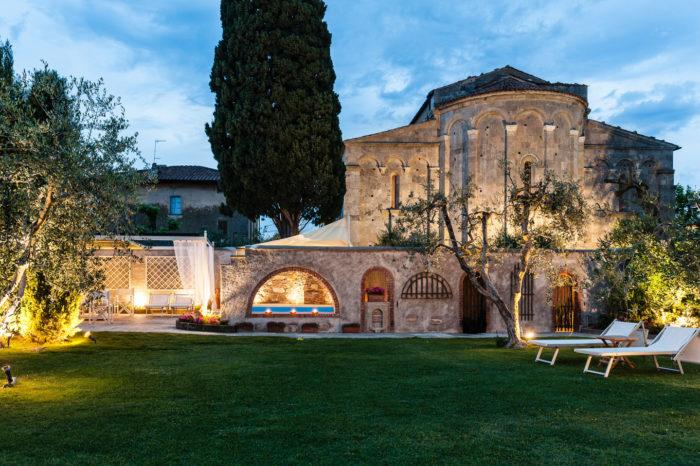 Immagine relais il giardino della pieve Pisa